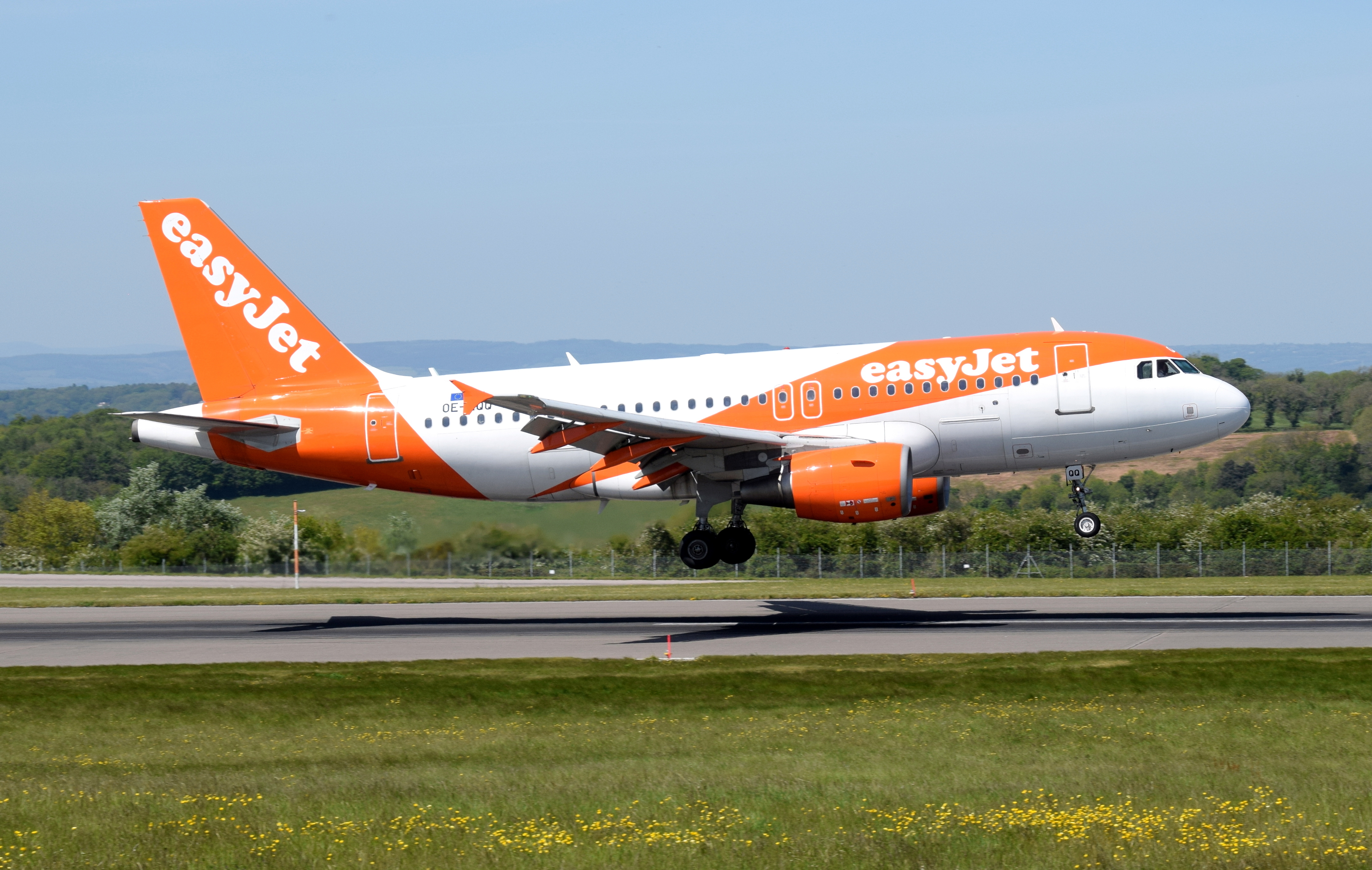 Easy Jet Airbus A319
