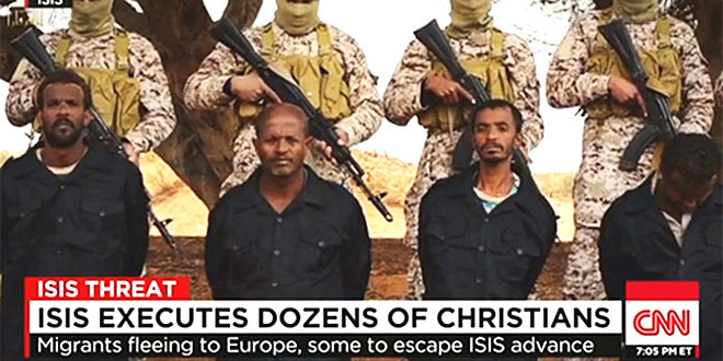 Isis Kills Christians