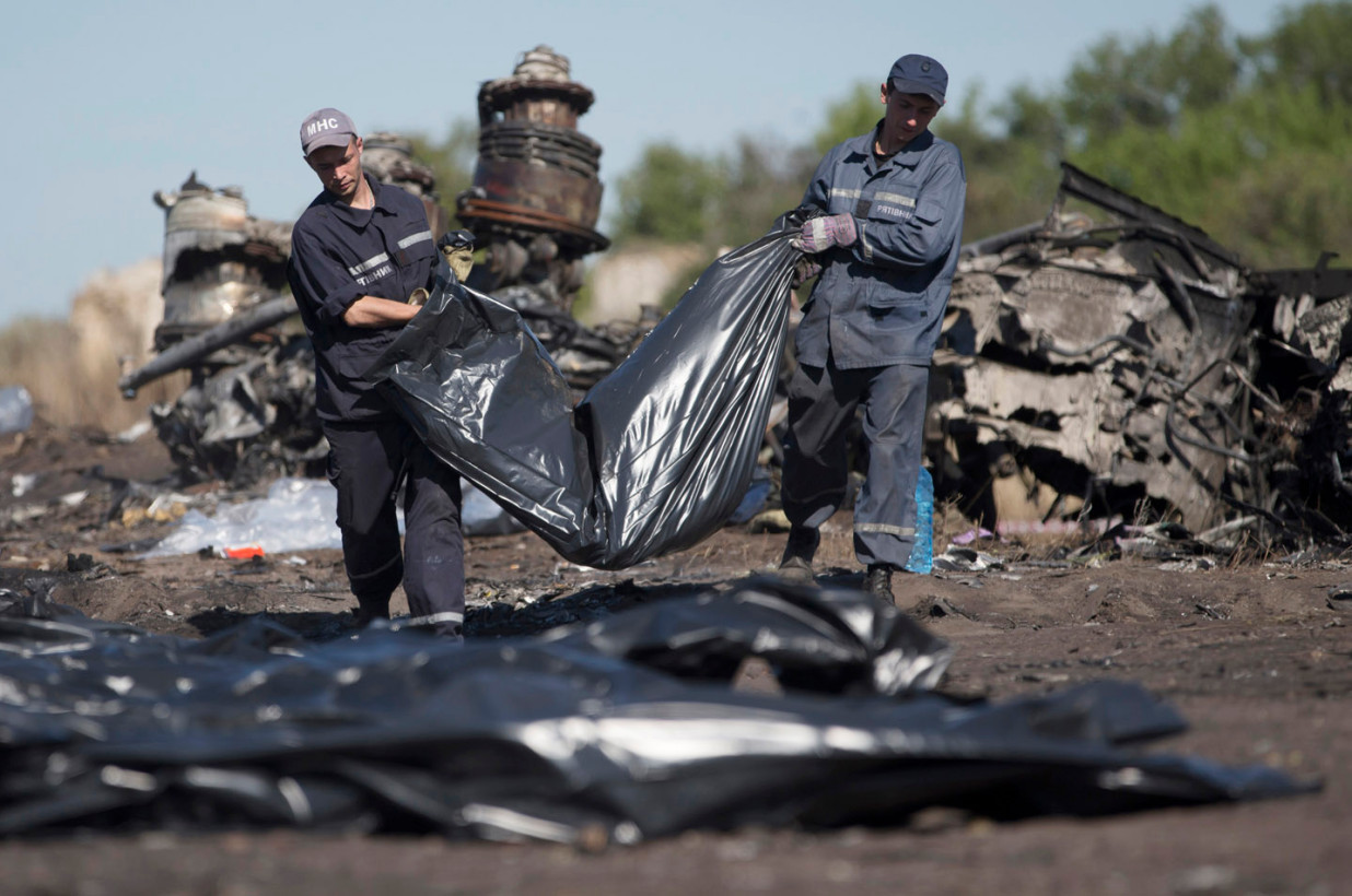 Mh 17 Victims