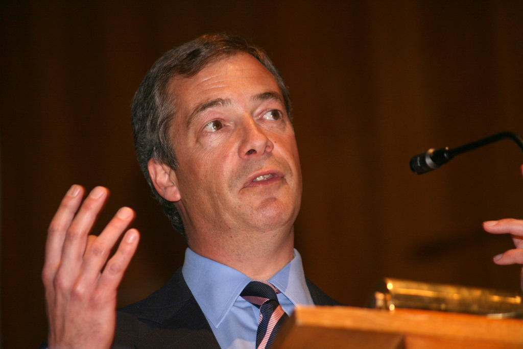 Nigel Farage Mep Wiki