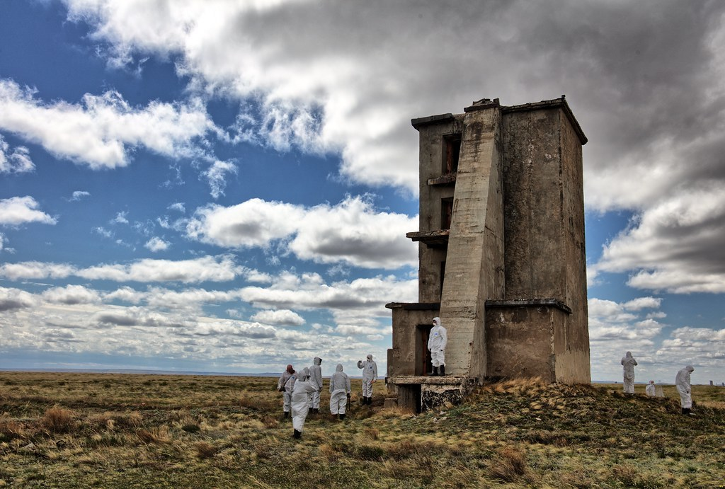 Semipalatinks Nuclear Test Site