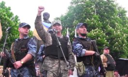 Valery Bolotov Proclaims Lugansk Peoples Republic Independence On May 12 2014