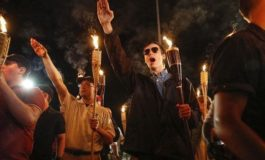 White Nationalist Torch Ralley