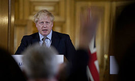 Boris Johnson Press 2