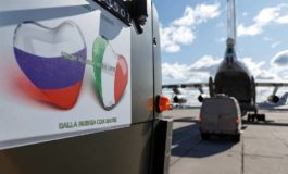 Russia Aid Italy