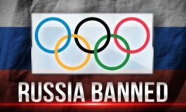 Russia Banned