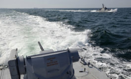 Ukraine Says 2 Navy Vessels Hit By Russian Fire 888882