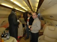 Ablyazov In The His Plane