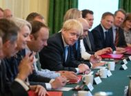Boris Johnsons 1St Cabinet Meeting