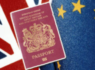 British Passport 657369
