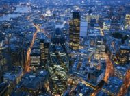 City Of London Birds Eye View