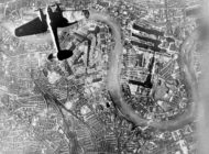 Heinkel Over Wapping