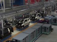 Bmw I3 Production Line Leipzig