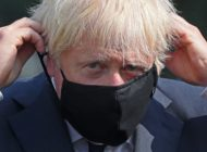 Boris Johnson Facemask