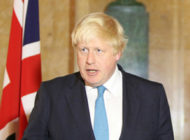 Boris Johnson Speaking