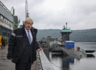 Boris Johnson Submarine