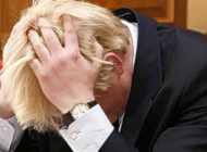 Boris Head In Hands