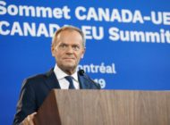 Donald Tusk Eu Canada Summit
