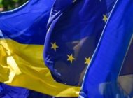 Eu Ukraine Flags