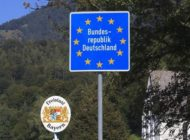 German Austria Border