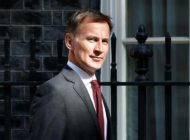 Jeremy Hunt Downing St
