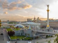Kyiv Ukraine Capital City
