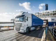 Lorry Ferry Dover