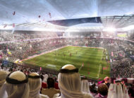 Skysports Qatar World Cup Football Stadium View Venue 4080176