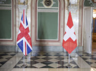 Swiss Uk Flags