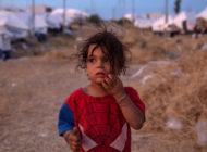 Syria Refugee Child