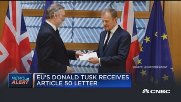Article 50 Tusk