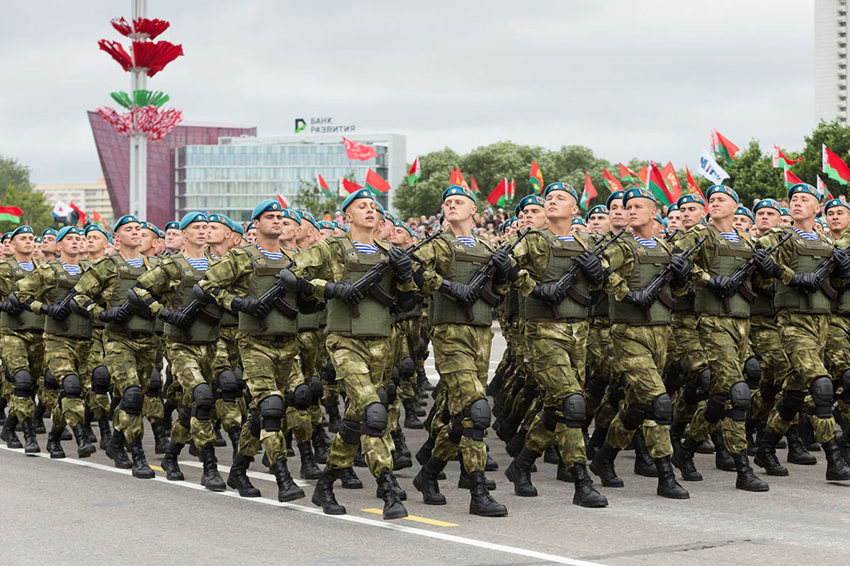 Belarus 38Th Guards Air Assault