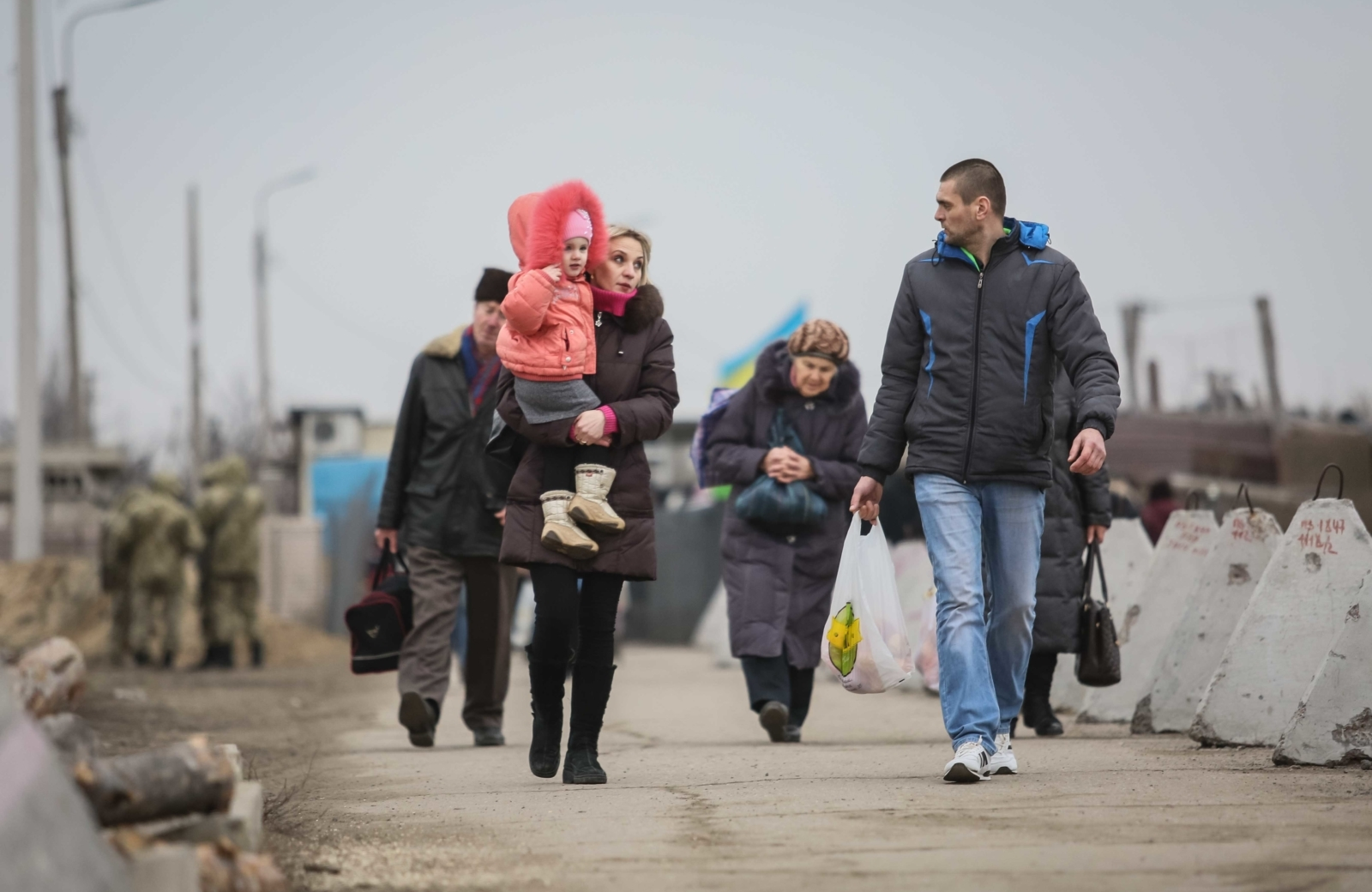 Donbass Civilians