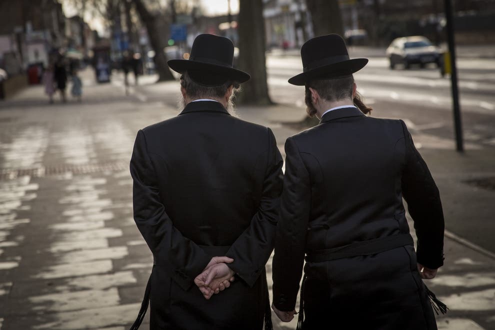 London Orthodox Jews