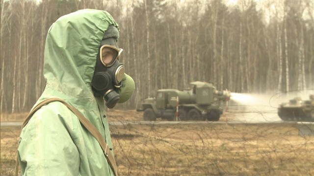 Russia Chemical Weapons