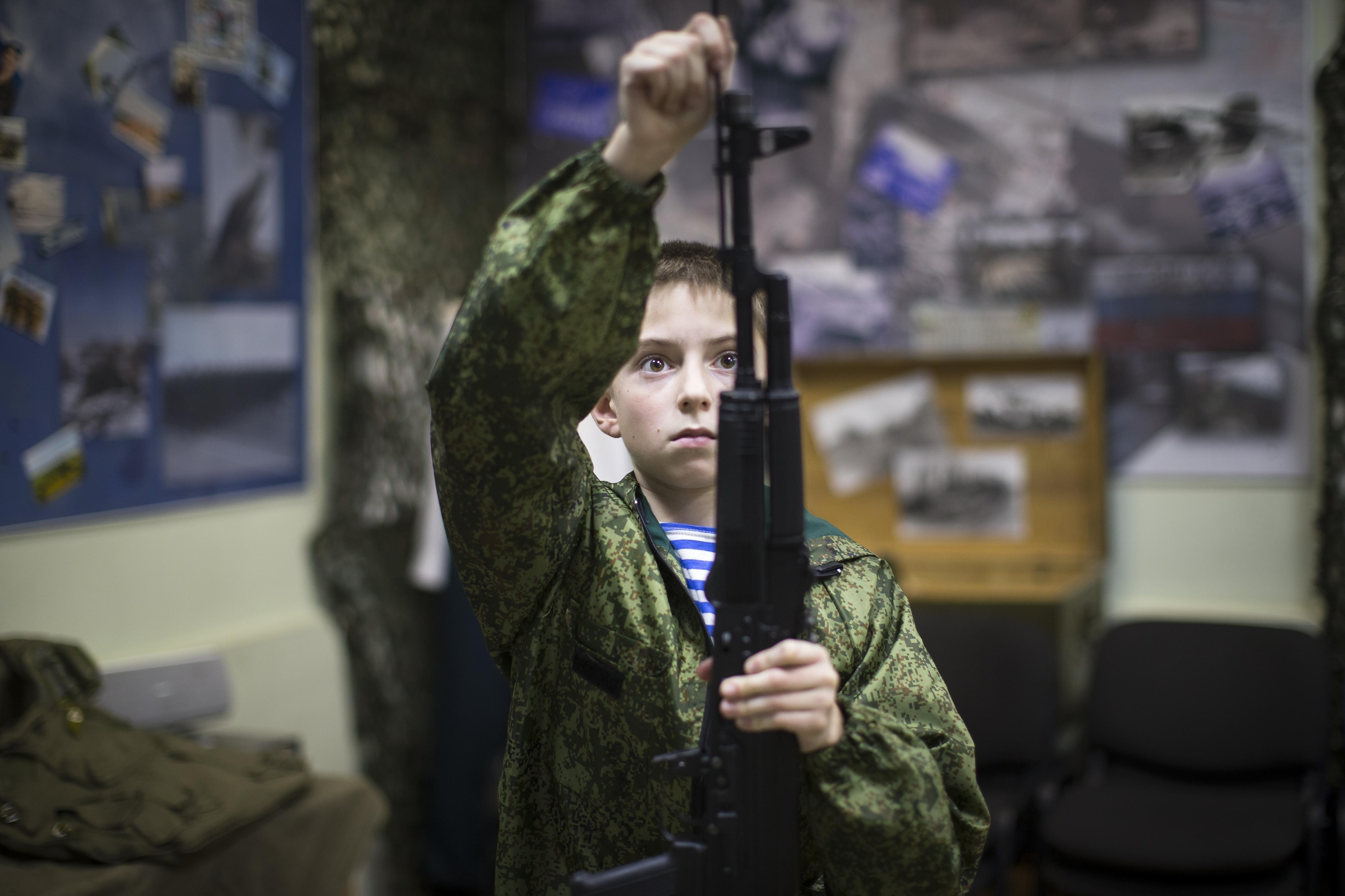 Russia Young Army Ap 16348584135065
