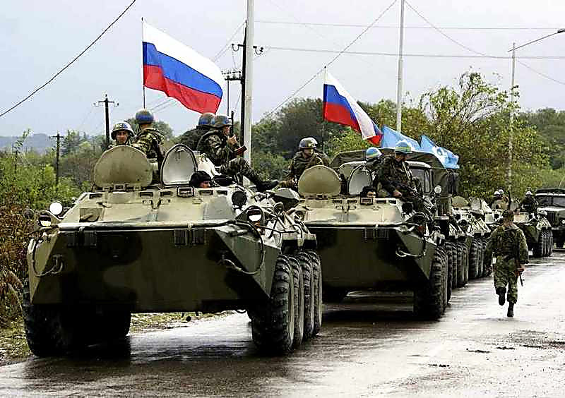 Russian Troops Donbas 2
