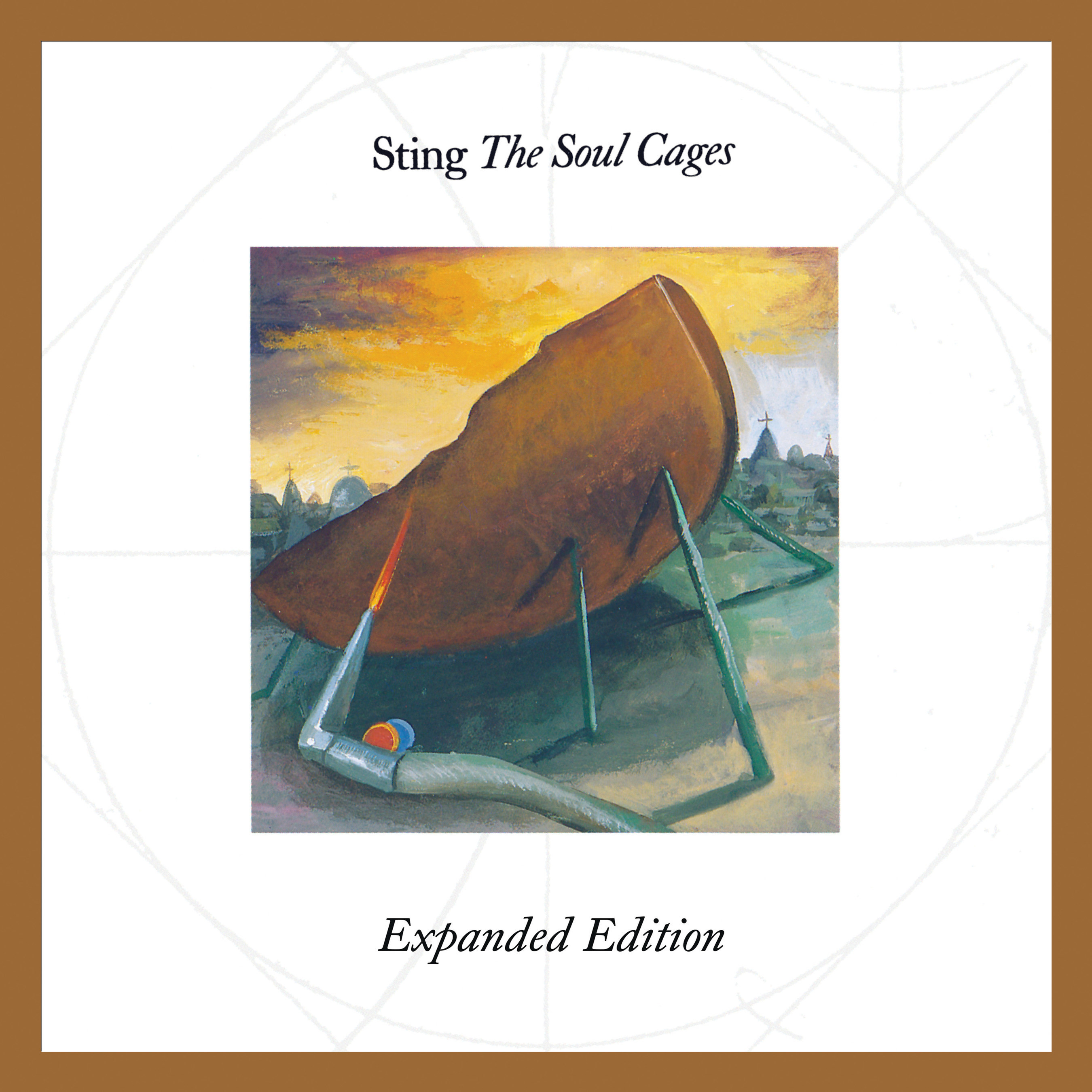Sting Soul Cages