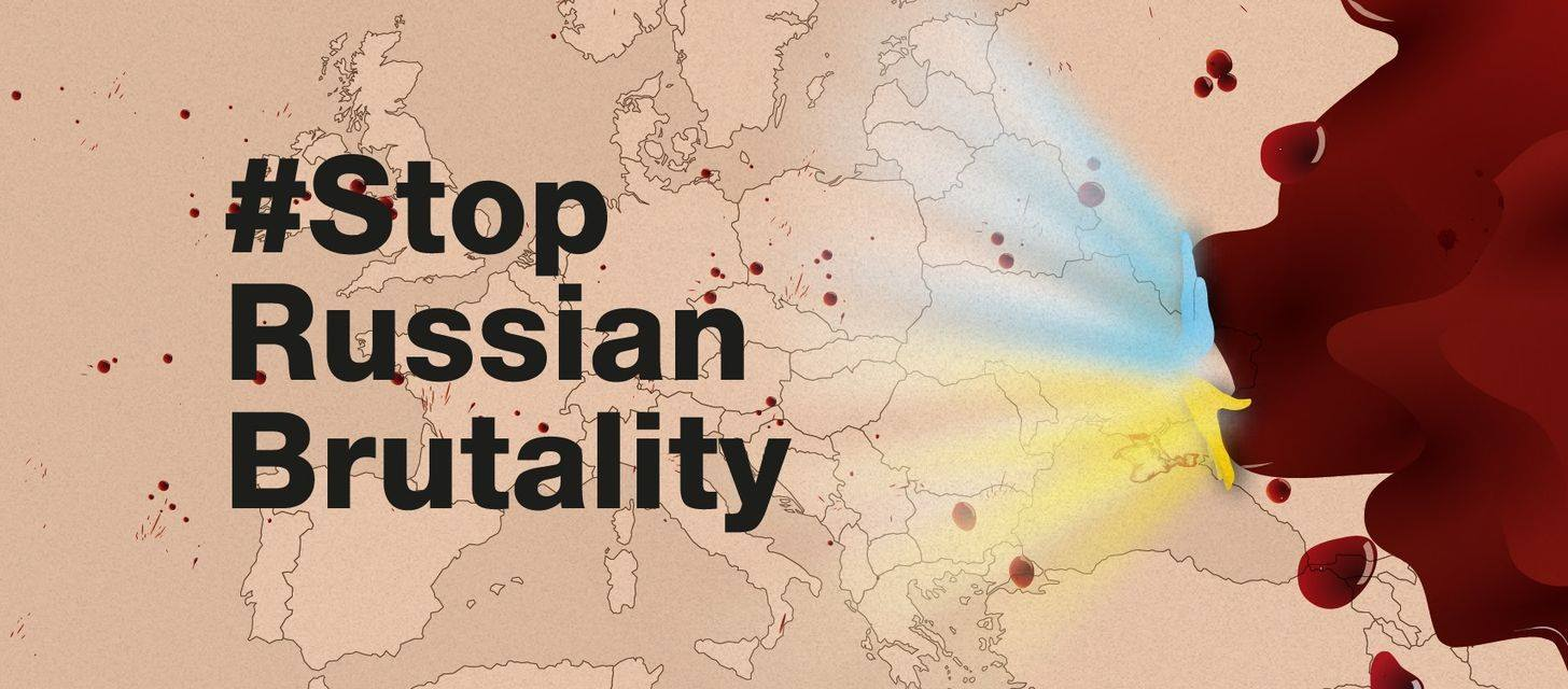 Stop Russian Brutality