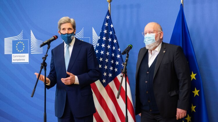 Timmermans Kerry
