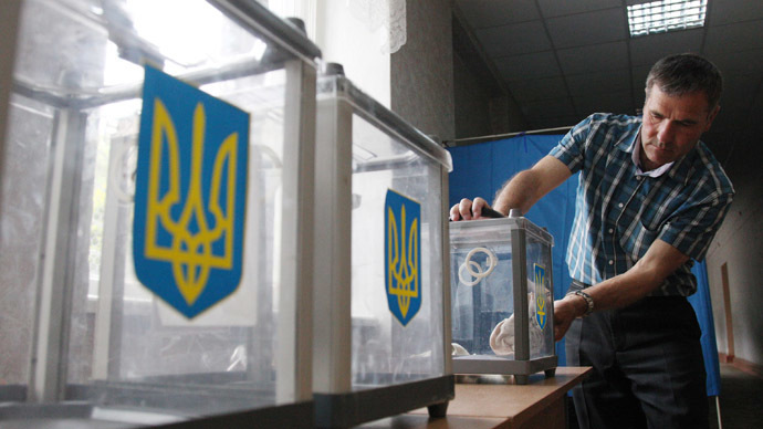 Ukraine Presidential Election Timeline